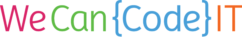 logo for We Can Code It, a coding bootcamp